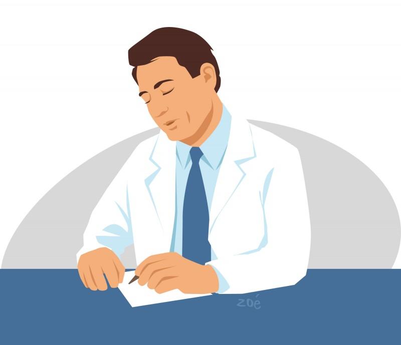 illustration médecin MDPH
