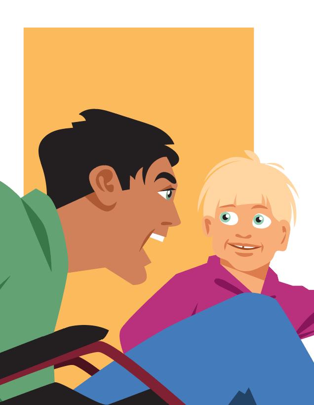 Illustration handicap