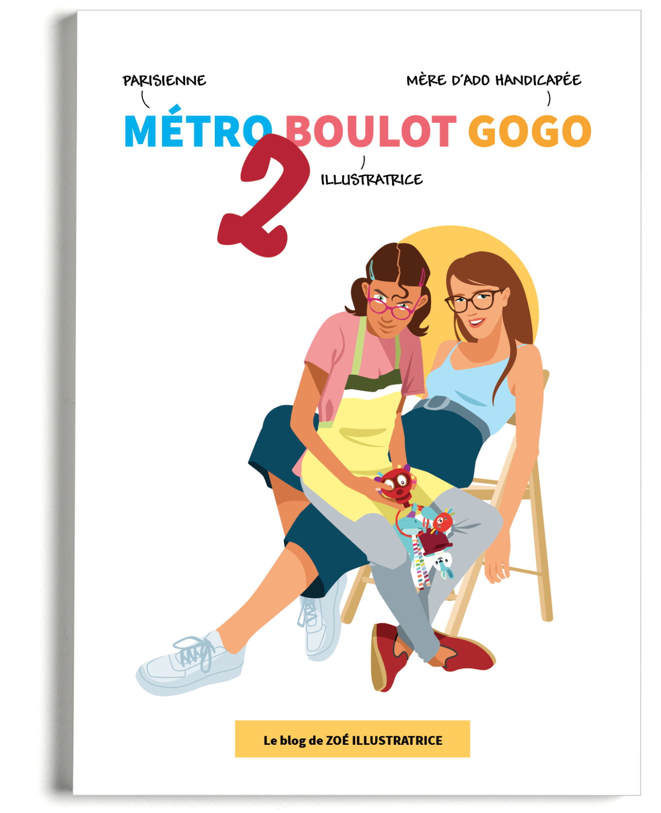 couverture metro boulot gogo